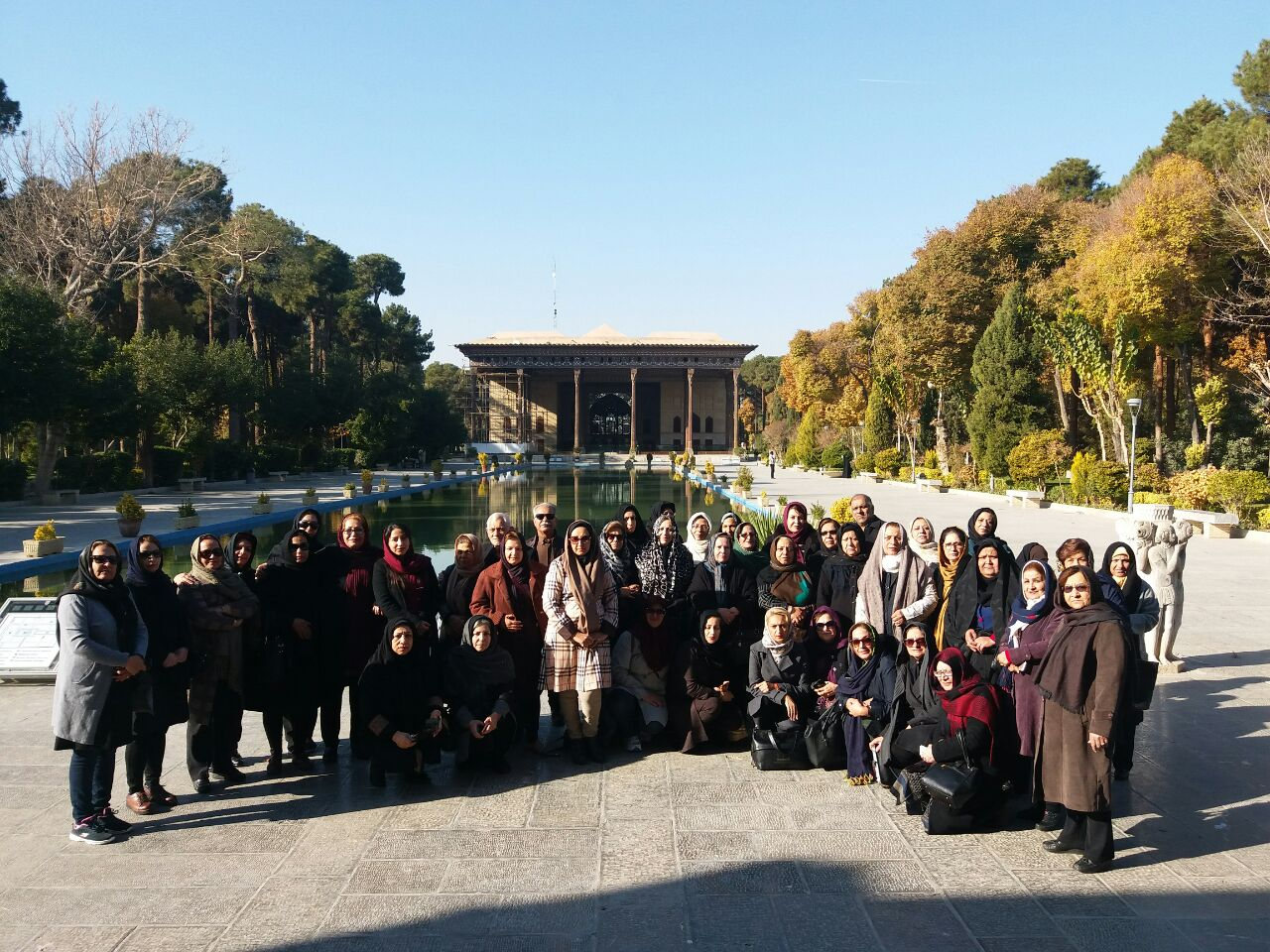 The University of the Third Age (U3A) in Iran: a Model for Successful Ageing